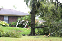 Damage in Tomball and the Woodlands